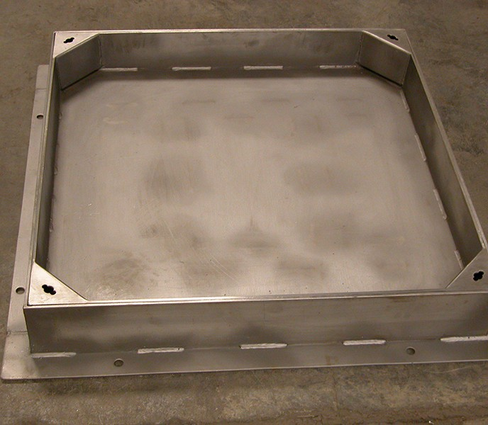 Stainless Steel Manhole Covers Omc Technologies